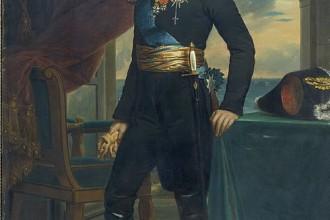 Charles XIV John como Crown Prince of Sweden