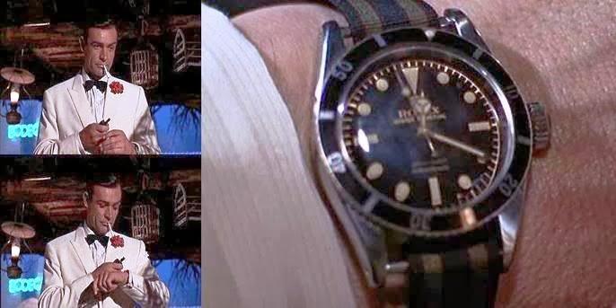 Rolex Goldfinger