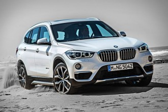 BMW X1 rockin chic lifestyle