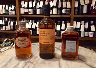 whisky japonés nikka from the barrel 1