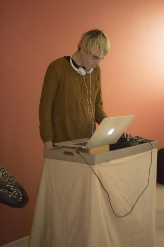 DJ Josep Xorto rockinchiclifestyle