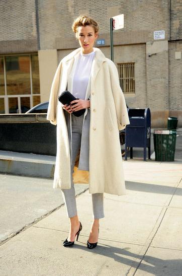 blanco invierno abrigo rockinchiclifestyle