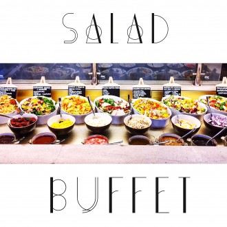 buffet ensaladas rockinchiclifestyle