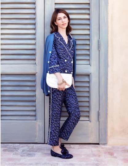 sofia coppola pijama rockichiclifestyle