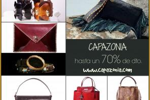 Capazonia online: comprar a precios irresistibles