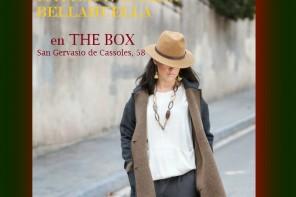 """Navidad con BELLAHUELLA en """"The Box"""""""