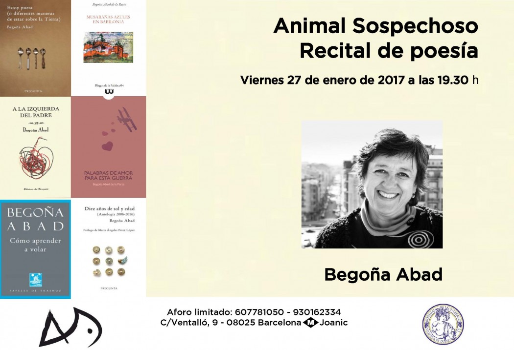 Begoña-Abad-recital-poesia-rockinchiclifestyle-cartel