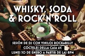 Hoy, Whisky, Soda & Rock'n'roll, en Vicino