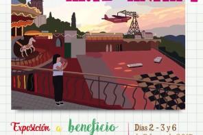 """Exposición de cuadros digitales """"Arte para Anita 4"""" 100% a beneficio de la investigación del cáncer infantil."""