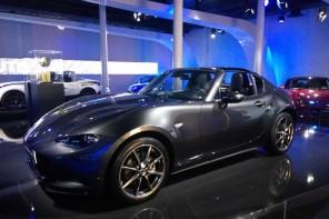 Mazda y la experiencia Mutek