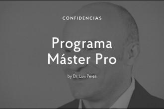 Programa Master Pro by Luís Perea