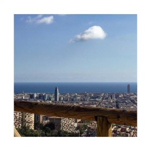 Como si fuera verano We  our city barcelona rockinchiclifestyle