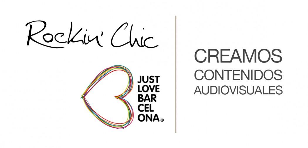 CREAMOS CONTENIDOS logos