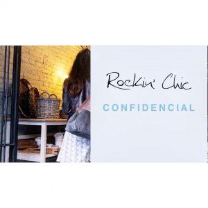 Ya estamos el primer vdeo de ROCKIN CHIC CONFIDENCIAL conhellip