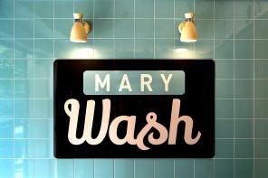 Bienvenido a la lavandería de Mary Wash