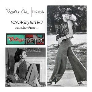 Las diferencias entre Vintage y Retro son sustanciales Se tiendehellip