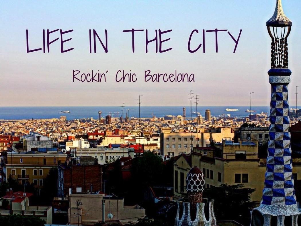 Barcelona desde la Carretera de las Aguas