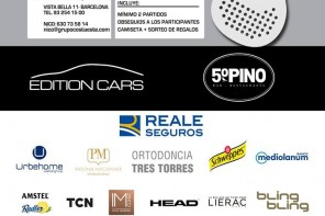 VII torneo de padel EDITION CARS – 5º PINO CIRCUITO VOSS