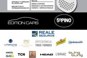 VII torneo de padel EDITION CARS – 5º PINO CIRCUITO VOSS