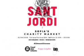 Este sábado el planazo es solidario: Sofia´s Charity Market