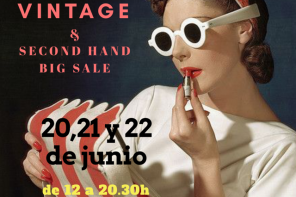 LUXURY VINTAGE & SECOND HAND BIG SALE