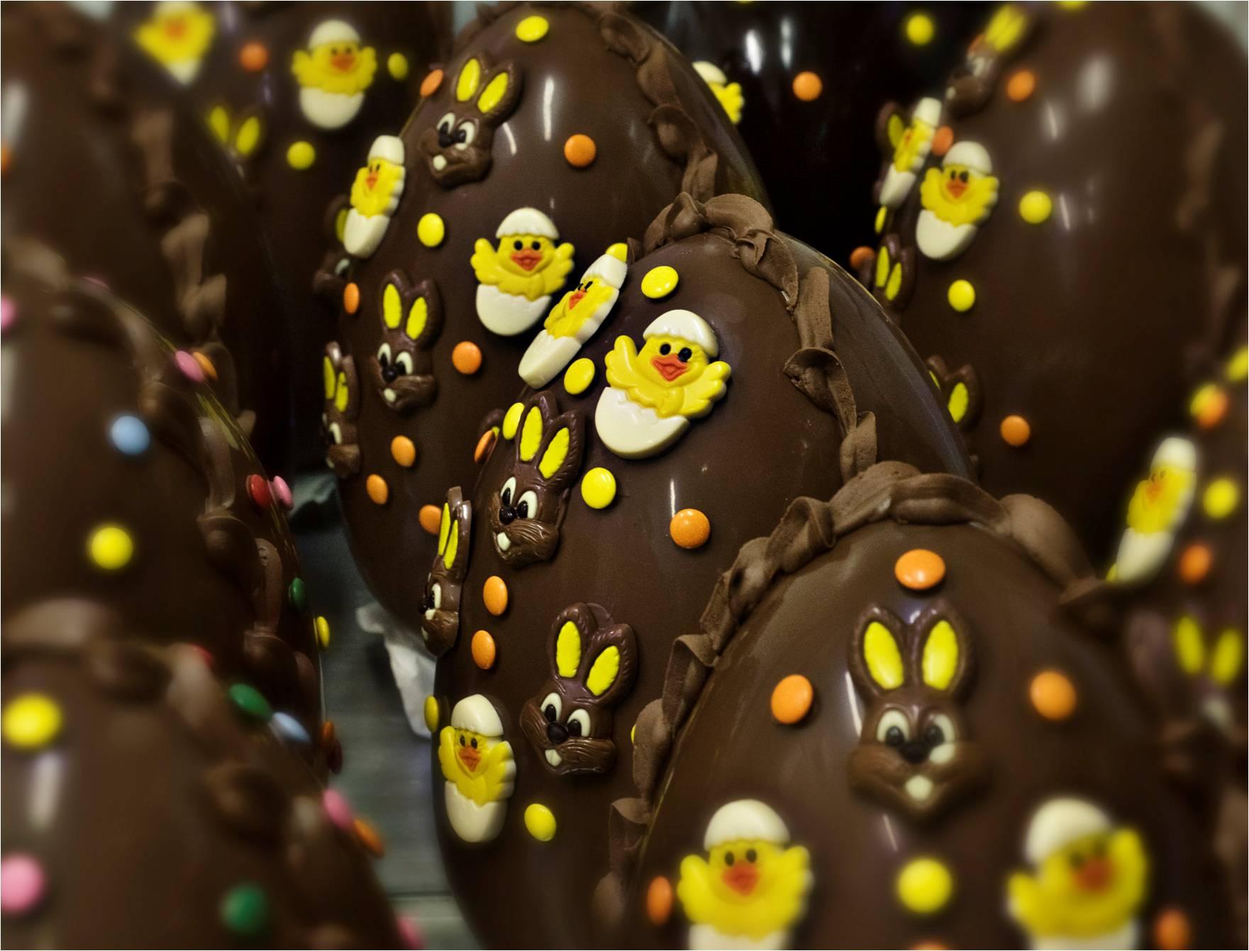 huevo chocolate pascua farga rockinchiclifestyle