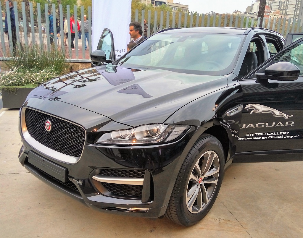 jaguar F-PACE-British Gallery-Rockinchiclifestyle1