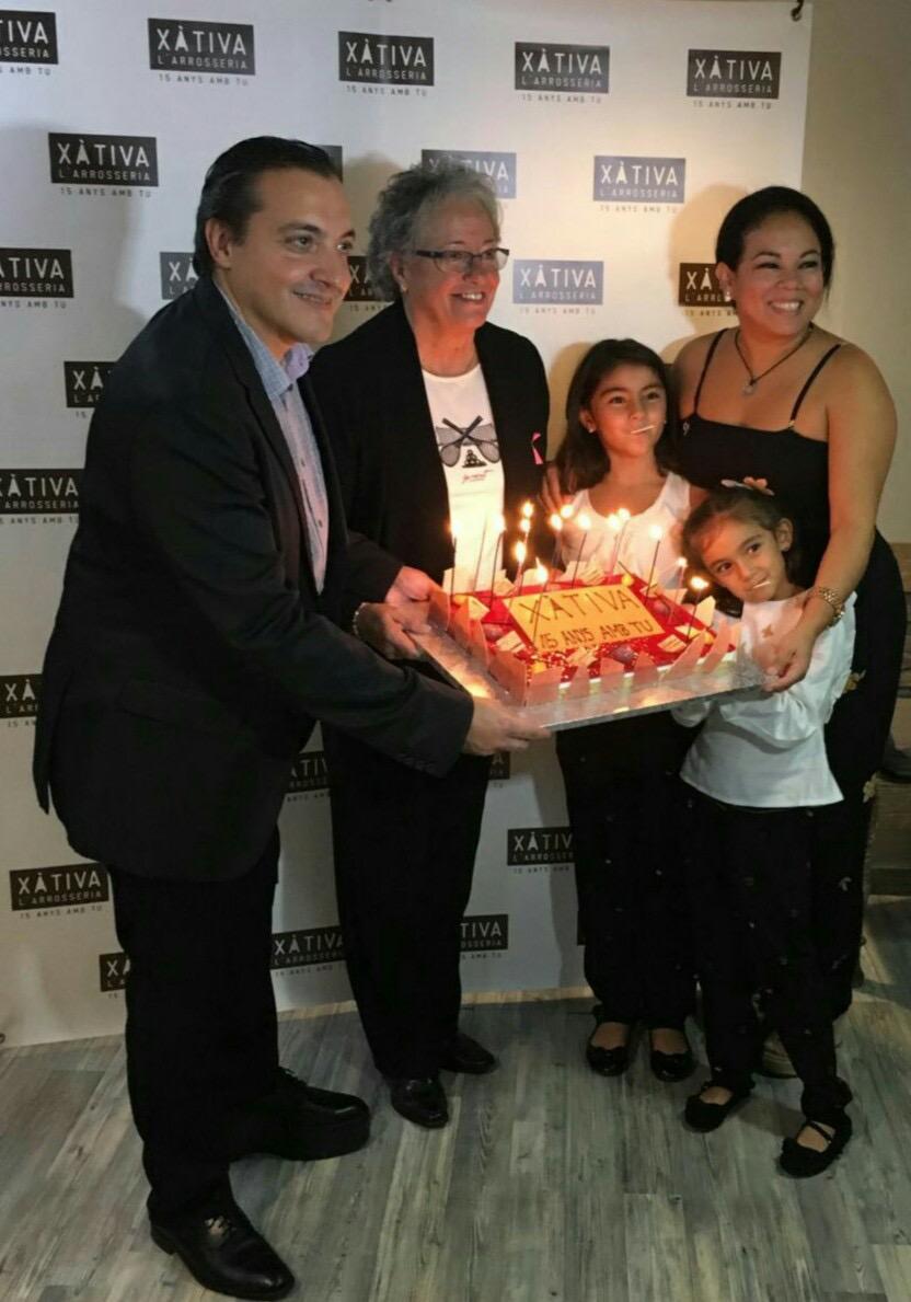 La familia López Ribera