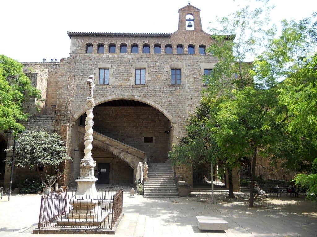 Antiguo Hospital de la Santa Creu