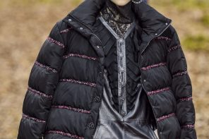 """Tendencia """"plumas"""": el nuevo abrigo"""
