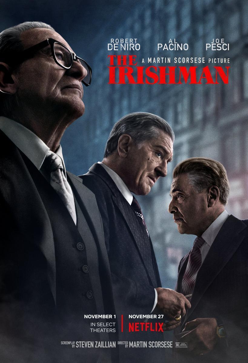 Oscar 2020-El irlandés
