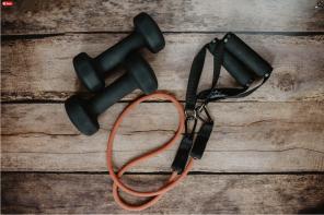 Rutinas saludables: primer día de entreno